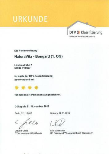 Bongard 08 Urkunde